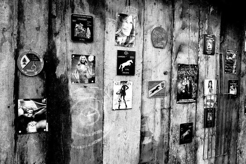 Wall Black & White Black And White Blackandwhite