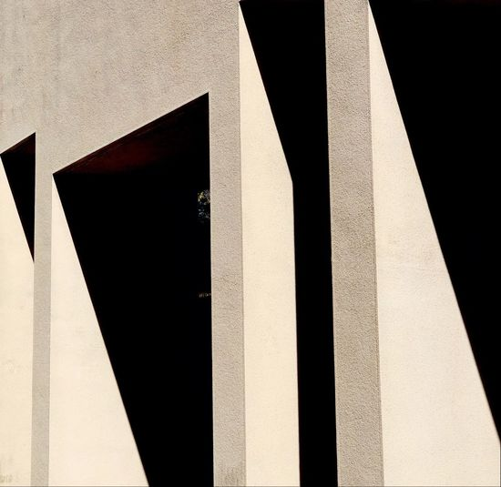 Built Structure Architecture No People Pattern Close-up Wall - Building Feature White Color Shadow Sunlight Black Color