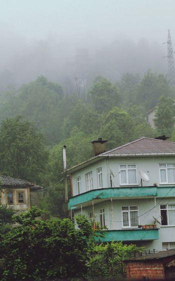 Geldi bi kara duman Dağlarun arasina Kaderum da benziyor Dumanun karasina... Karadeniz Artvin Arhavi