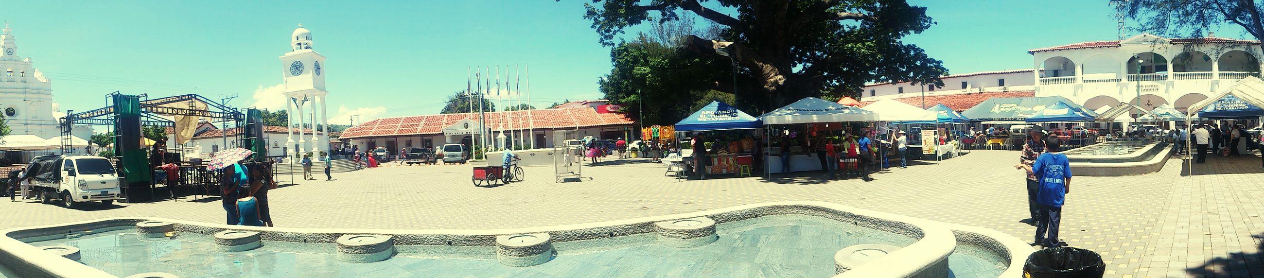 Parque de metapan Metapan El Salvador Relaxing