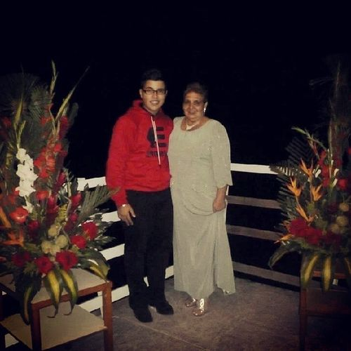 Junquito Wedding Aunt