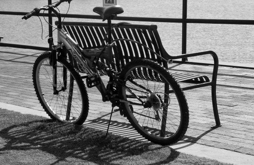 Black & White Coastal Carolina Nikon L810 Bike Week