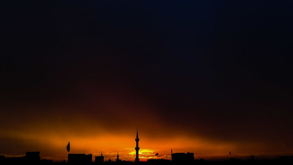 Stay Gold Sunset Silhouette Sky No People Cloud - Sky Scenics Nature Cityscape Beauty In Nature PhonePhotography Mobilephotography پاکستان Huawei Mate 8 Gujranwala Evening Photography غروب_آفتاب غروب الشمس خوبصورت Landscape EyeEm Vision Amazing View Perfection Dailyphoto EyeEm Best Shots
