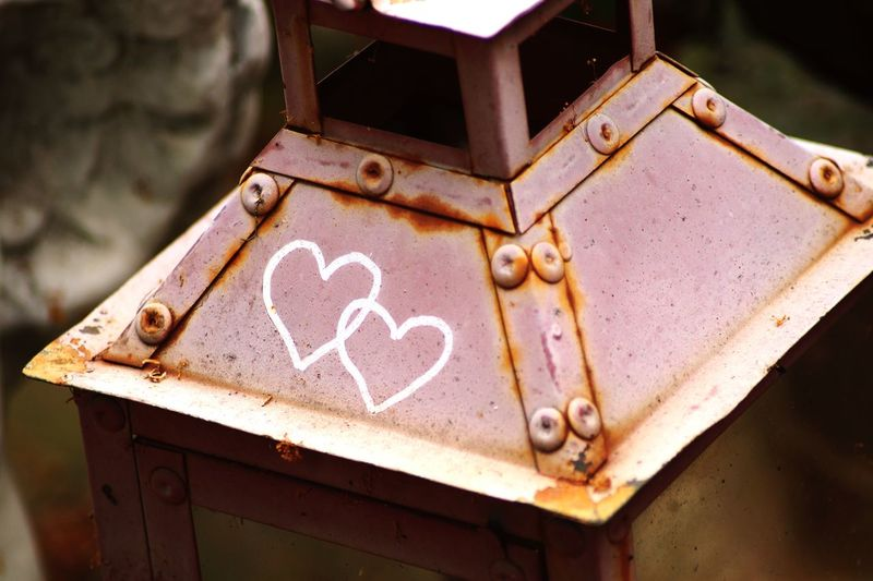 Love eternalized...❤❤ Lovers Romance Romantic Roof Perishable Copy Space In Front Close-up Love Feeling Hearts Two Rose Colour Lantern Centered Perspective Marketing Emotion White Color Script Symbol Eternity Eternal Love EyeEm Selects Communication Close-up Insignia Heart Shape Drawn Information I Love You