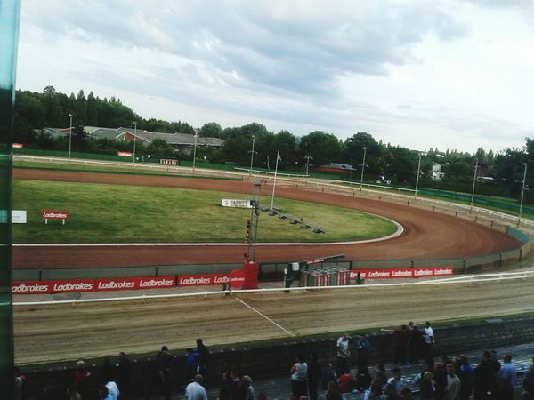 Monmore Green Wolverhampton Speedway and Dog Track . Featuring Sport Competition Large Group Of People Stadium Sports Race Sports Track People Team Sport Auto Racing Lifestyles