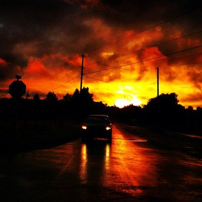 Driving Through Fire! #miltonvt #btv #vt Igersusa Mytravelgram Sunset Igworldclub Vt Iphoneonly Btv Iphonesia Insta_america Vermont 802 Miltonvt Igharjit Instamood Igersvt Bestoftheday Igvermont Shotaward Momentsinthesun Sunsetporn World_shotz Hot_shotz Igfotogram Sunset_madness Ig_northamerica Sunsetsnipers Mogcomm