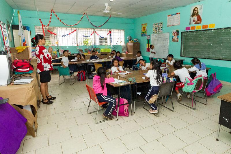 Grade School in