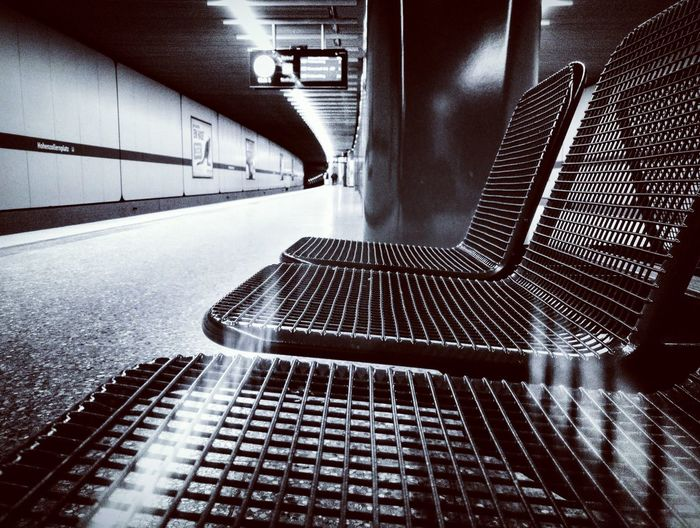 Underground in