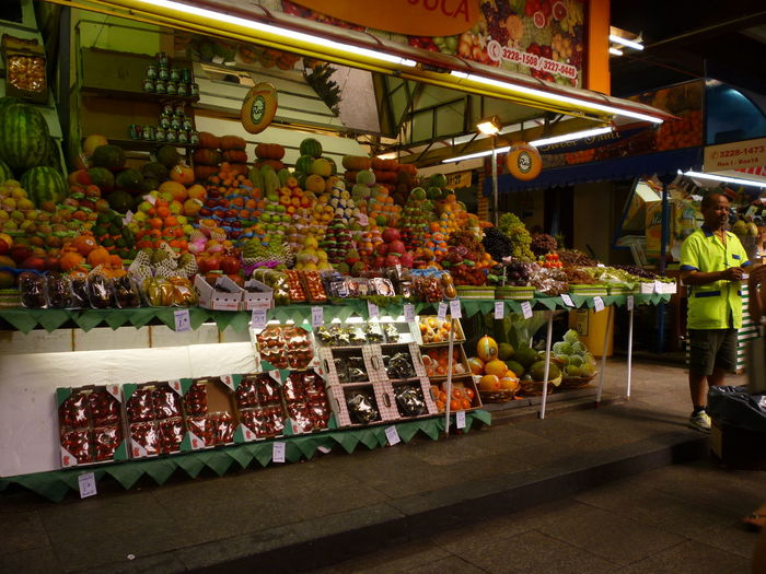 Choice Day Food Food And Drink For Sale Freshness Fruits Mercado Municipal De São Paulo No People Outdoors Retail  Variation