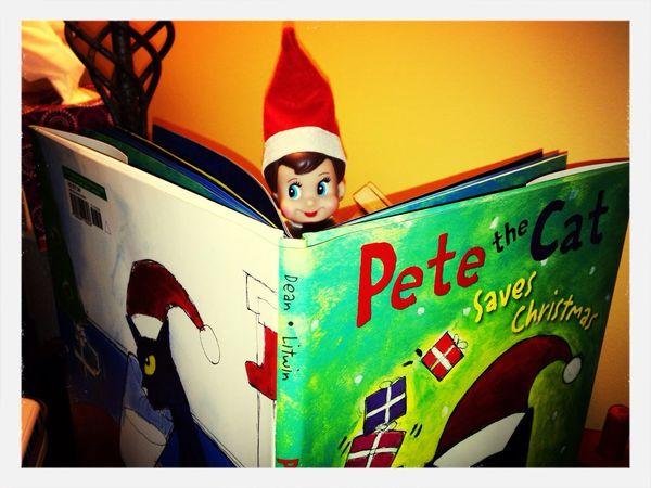 Elf on the Shelf Christmas Fun