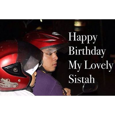 Happy Birthday MyDearest! SiBontot! Barakallah Fio Umrik ya Dek!❤️🎉💏 Birthday Instabirthday HBDBontot HappyFams love lovable instapic instalike instalove