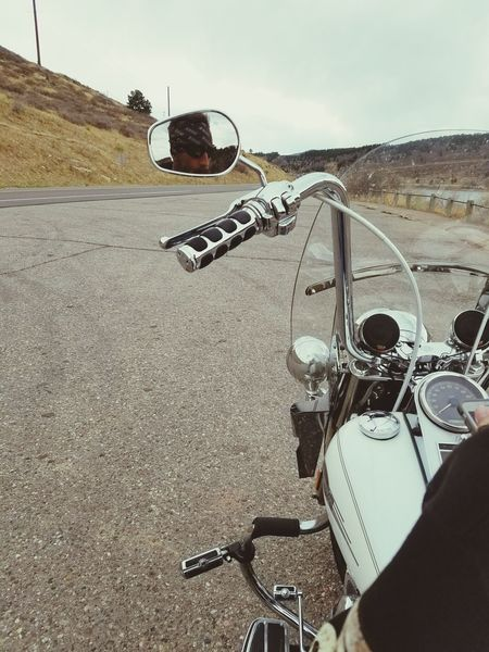 Loveland, Colorado My Love❤ Motorcycle Motorcycle Photography Motorolaphotography Motorcyclelifestyle Motorcycle Diaries Cloud - Sky Day Outdoors Sky No People Let's Go. Together.