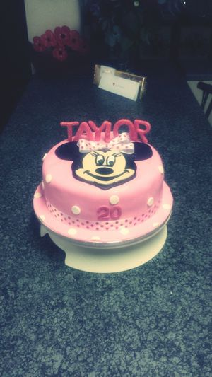 Minnie mouse cske ??? Cake Minniemouse Love