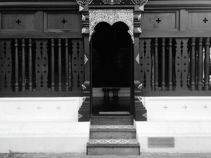 The door for