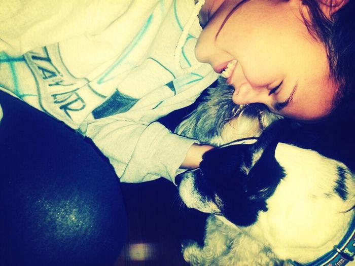 I Love My Dog<3