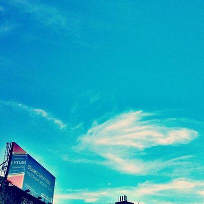 Clouds Over Uptown Instagramuptown Inwood Washingtonheights Newyork city newyorkcity