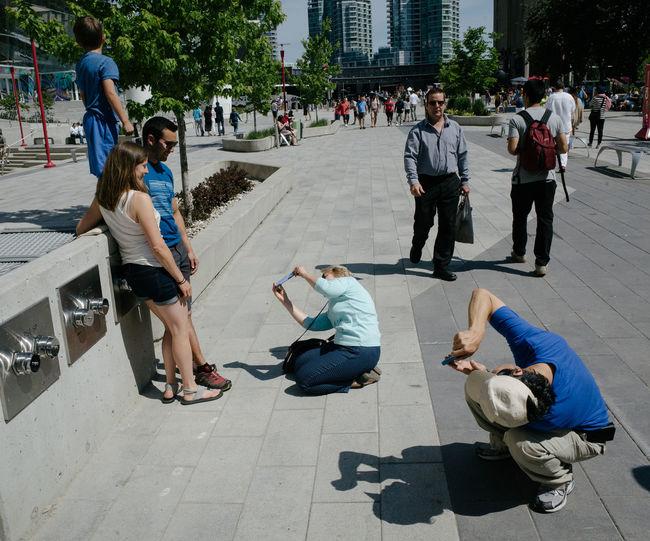 CN Tower Streetphotography Sunny The Street Photographer - 2016 EyeEm Awards Toronto Tourist