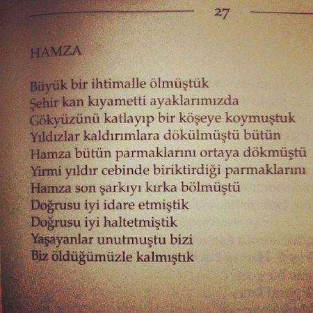 Daha az siyaset, daha çok şiir. Şiirlerinle yaşa... Cemalsureyya Ikinciyeni Sevdasozleri