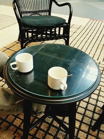 Russia Rostov-on-Don IKEA IKEA Food City Life Day No People Table Wood - Material Chair Koffee Drink Cap