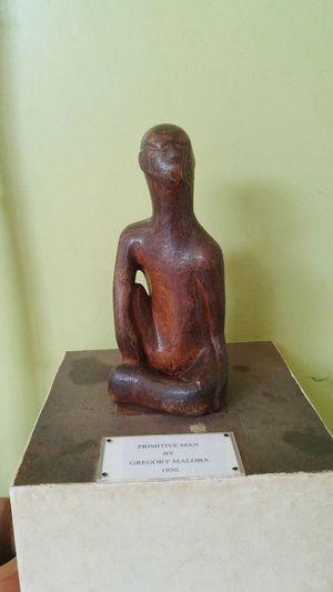 Uganda  Statue National Museum First Man First Eyeem Photo