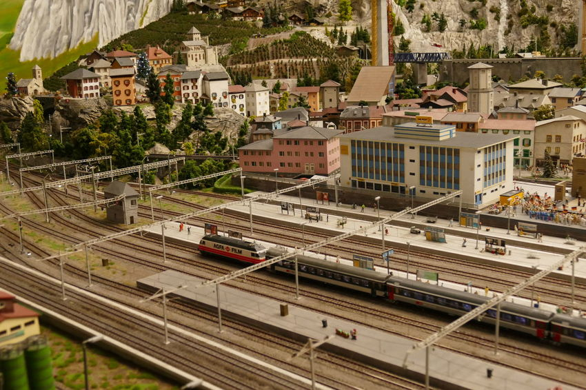 After Work Business City Hauptbahnhof Miniatur Wunderland Hamburg Rialway Tunnel For The Train Working Backgrounds Building Building Exterior Crowded Lively Lively City Miniatur Wunderland Model Musuem People Railway Subway Subway Station Subway Train Train