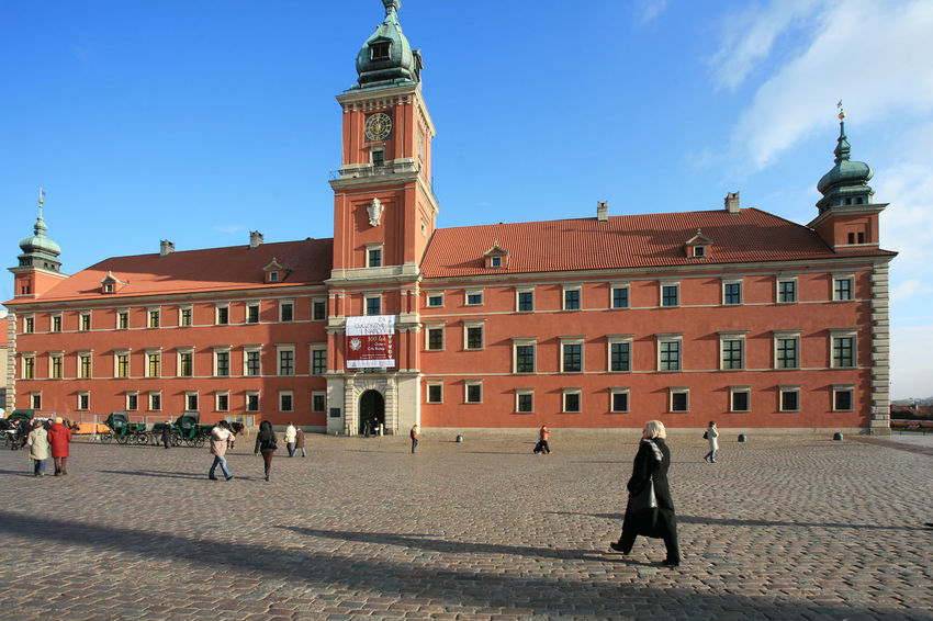 Royal Castle, Warsaw, Poland Architecture Castle Old Town Poland Polen Royal Castle Travel Destinations Warsaw Warszawa  Zamek Królewski
