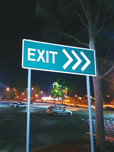 Exit Sign Exit Exitsign Sign Chevron Road Signs Signs Traffic Sign Exit Stage Right >>>> Chevrons