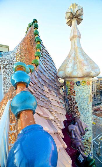By Nikon D80. Architecture Barcelona, Spain Gaudi Gaudì Architecture Work Gaudí Architecture Travel Building Europe Gaudi #barcelona Gaudihouse Travel Destinations