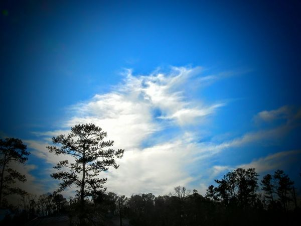 Sunset #sun #clouds #skylovers #sky #nature #beautifulinnature #naturalbeauty #photography #landscape gods painting Spooky Atmosphere