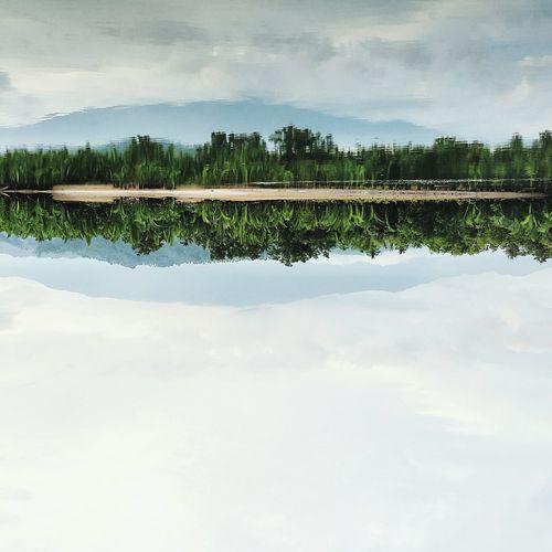 reflection First Eyeem Photo Lake Mobilephotography Galaxynote4 Samsunggalaxynote4