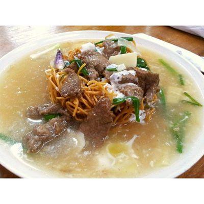 Hujan lebat sejuk sejuk, makan pulak makanan berkuah. Heaven. Omnomnom Dinner Foodstamping Foodporn Instafood