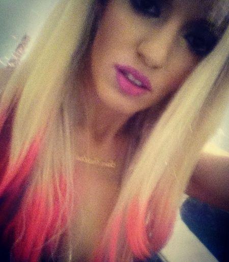 Darkeyed, Rainbow hair, beastmode. Samthedoll Justwavebyebye BlowAKiss