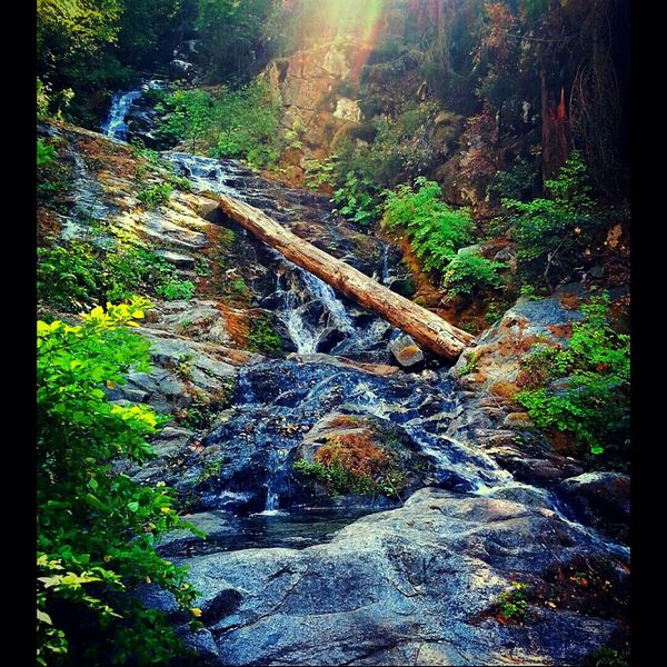 Well worth the long hike! One of many from an amazing roadtrip last summer...more to come... Exploring Nature Nature Waterfalls Earth_expo EyeEm Nature Lover Natureperfection EyeEm Exploring Glitch Nature_collection Californiaadventures