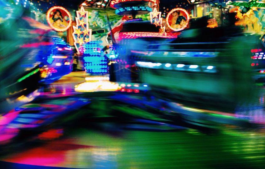 Christmas Market Weihnachtsmarkt Light And Shadow Christmas Lights Green