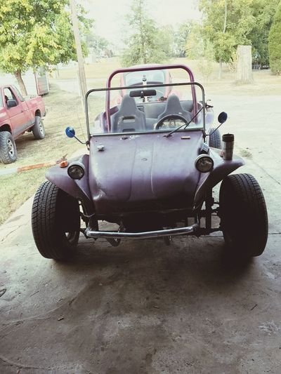 Dungbuggy Fun Sand Rail Purple Majestic Outdoors Sunny Day Quality Time Husband And Wife 1970's 1970 Vehicles VW Rules VW Life😋
