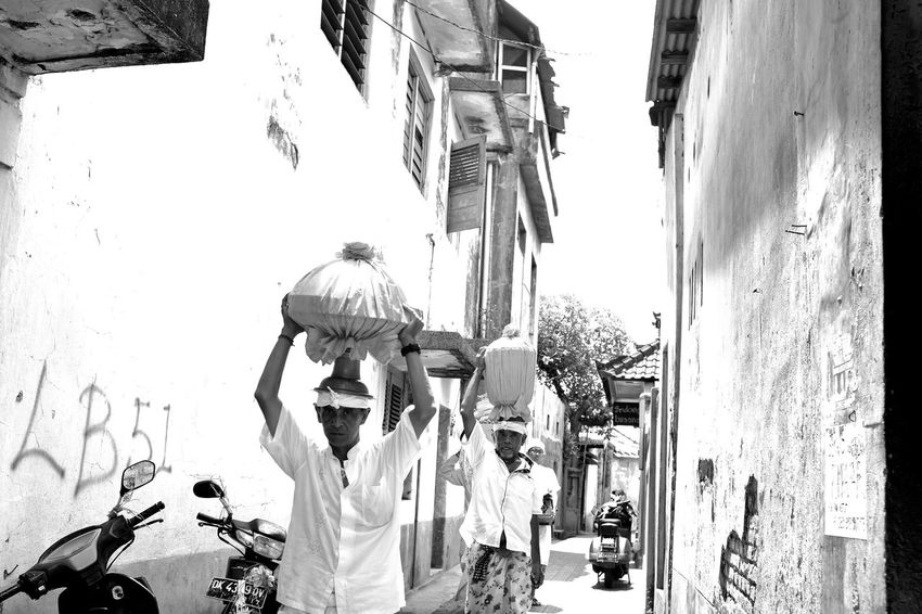 the back streets of gianyar city bali B&w Photography B&w Street Photography Black And White Blackandwhite City Everybodystreet Fuji_xseries Lifestyle Street Photography Streetphotography The Street Photographer - 2016 EyeEm Awards Travel Photography Urban Wanderlust
