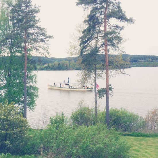 Morning Enjoying Life Nature Water Beautiful Good Morning Eye4photography  Norway ✌