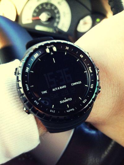 Love my new Suunto watch!