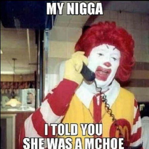 LMAO McDonald 's Chacho