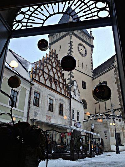 Coffee City Snow Christmas