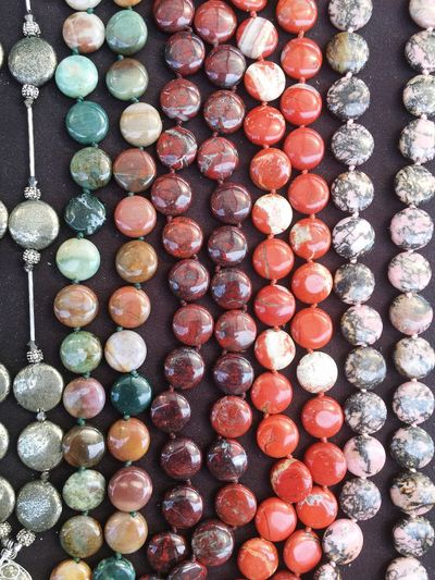 Stones Beads Beads On A String Beadsandstones Beads Drop Jewelry Beads-necklace Necklace Chelyabinsk No People Jewelry Jewellery Jewels Backgrounds Background Multi Colored Circles Circles Pattern Pattern Pattern Pieces Pattern, Texture, Shape And Form Texture Fashion