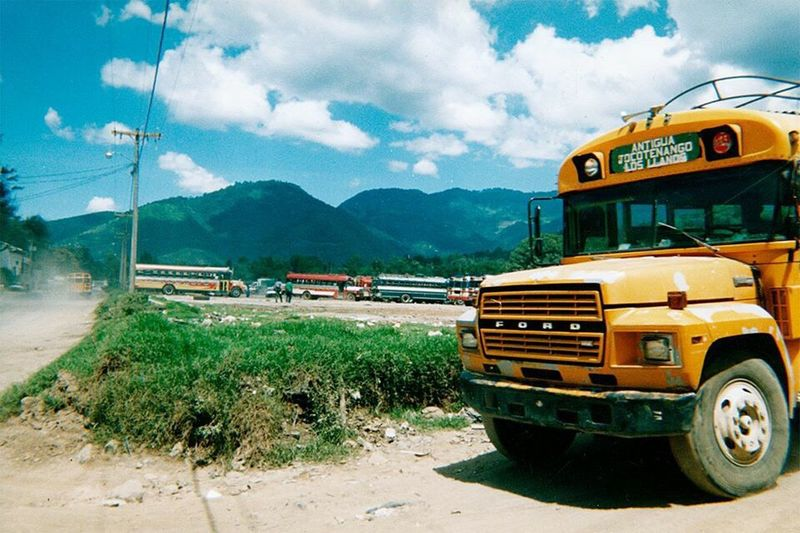 RePicture Travel Guatemala Bus America Latina Bus Scolaires School Bus
