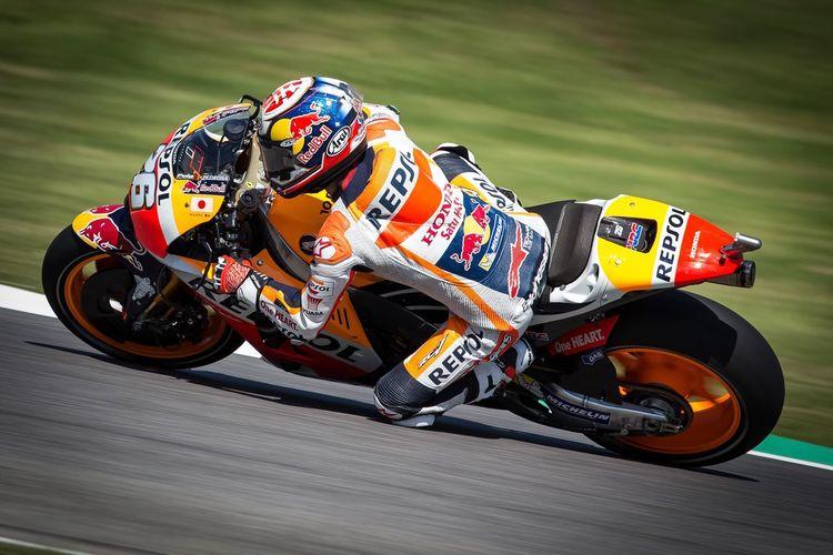 Dani Pedreosa Shooting MotoGP2016 Mugellocircuit Hondaracing HRC Motorcycles Motorsport