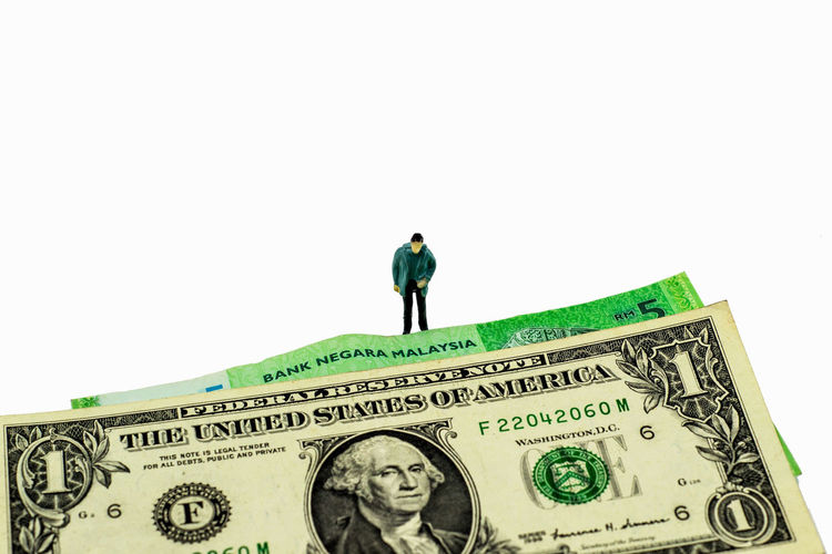 Saving and Expense Account Bank Note Buck Currency Dollar Exchange Expenses Finance Rate Saving