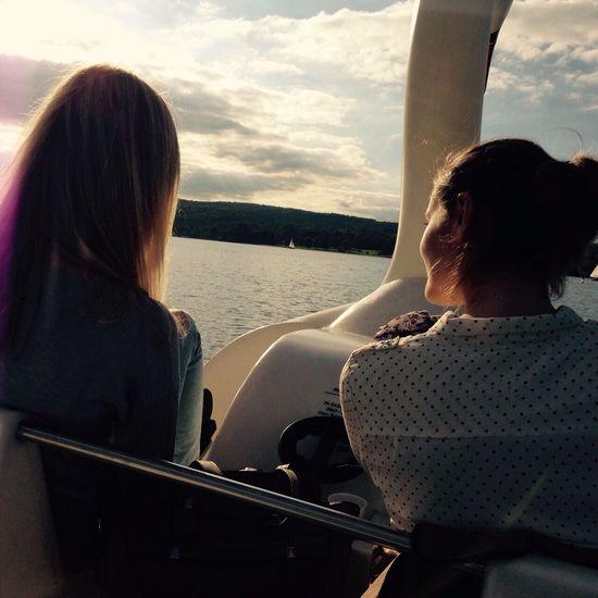 Bestfriend Lake Love Sundown