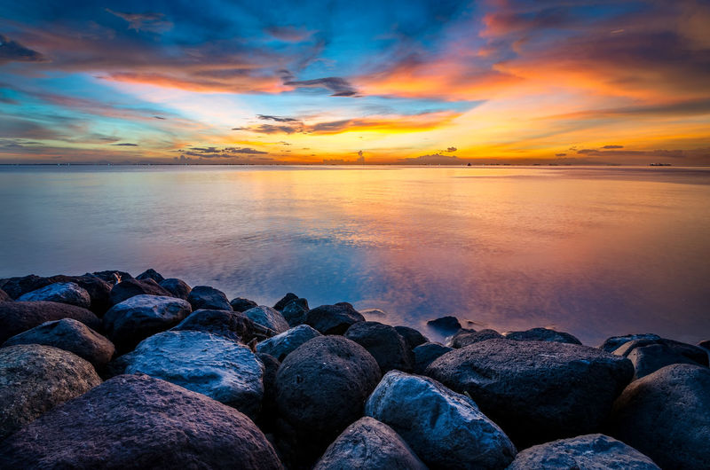 Check This Out EyeEm Best Shots EyeEm Nature Lover Nature Nature Photography Philippines Taking Photos Tranquility Travel Beach Beauty In Nature Landscape Long Exposure Nature_collection No People Outdoor Photography Outdoors Scenics Sea Seascape Selfie Sky Sunset Tranquil Scene Travel Destinations