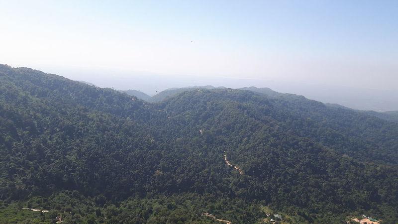 I shot from golden rock mountain myanmar. Myanmar Golden Rock First Eyeem Photo