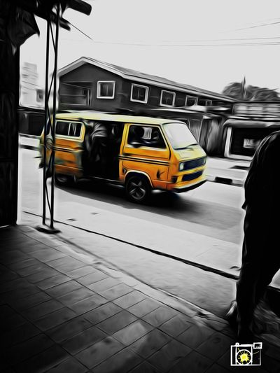 A repost! Streetphotography in Lagos Nigeria