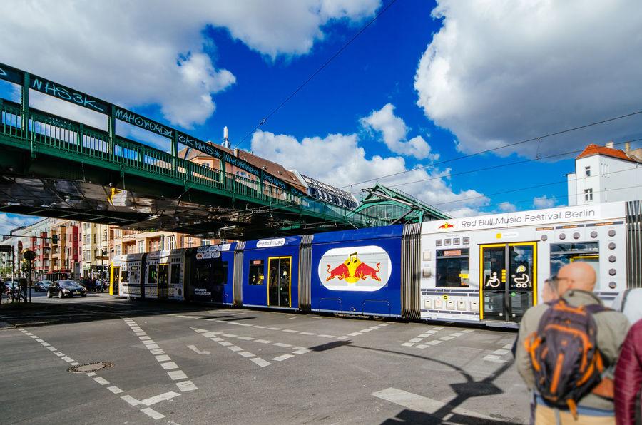 RBMF FTW Mode Of Transportation Public Transportation Red Bull Tram Machines Transportation