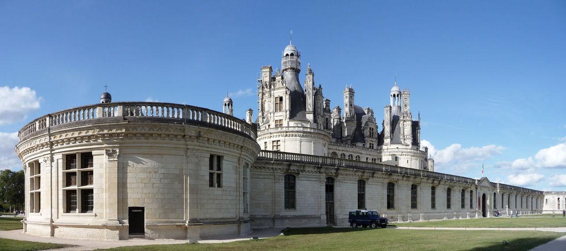 Castle Chateau De Chambord France